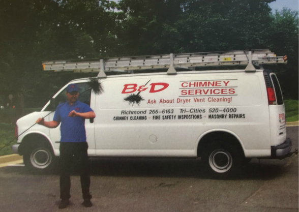 With Over 30 Years Experience B Amp D Chimney Services Has